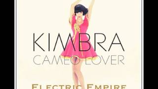 KIMBRA CAMEO LOVER - ELECTRIC EMPIRE REMIX