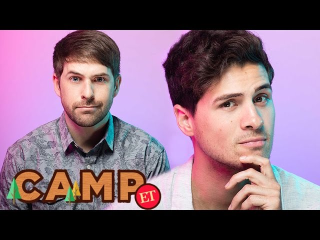 SMOSH's Anthony & Ian Talk Summer Games and Their New Film – VidCon 2016