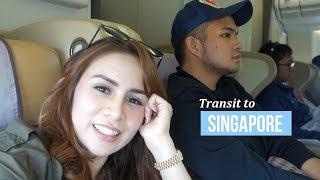 Di Singapore Angkot Rasa Alphard?! #Trip To Sydney 1