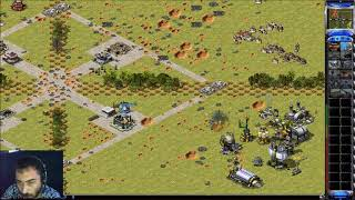 First Time in Viper Nest 4X Map Red Alert 2 Yuri