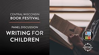 video thumbnail: Writing for Children Panel Discussion