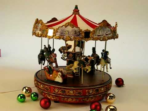 Plow & Hearth - Musical Carousel