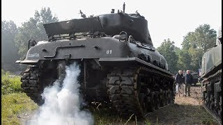 3 minutes of pure sherman radial engine sound