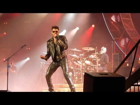 Queen + Adam Lambert - One Vision - Stadthalle Wien 02/01/2015