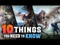 Monster Hunter World: 10 Things You Need to Know