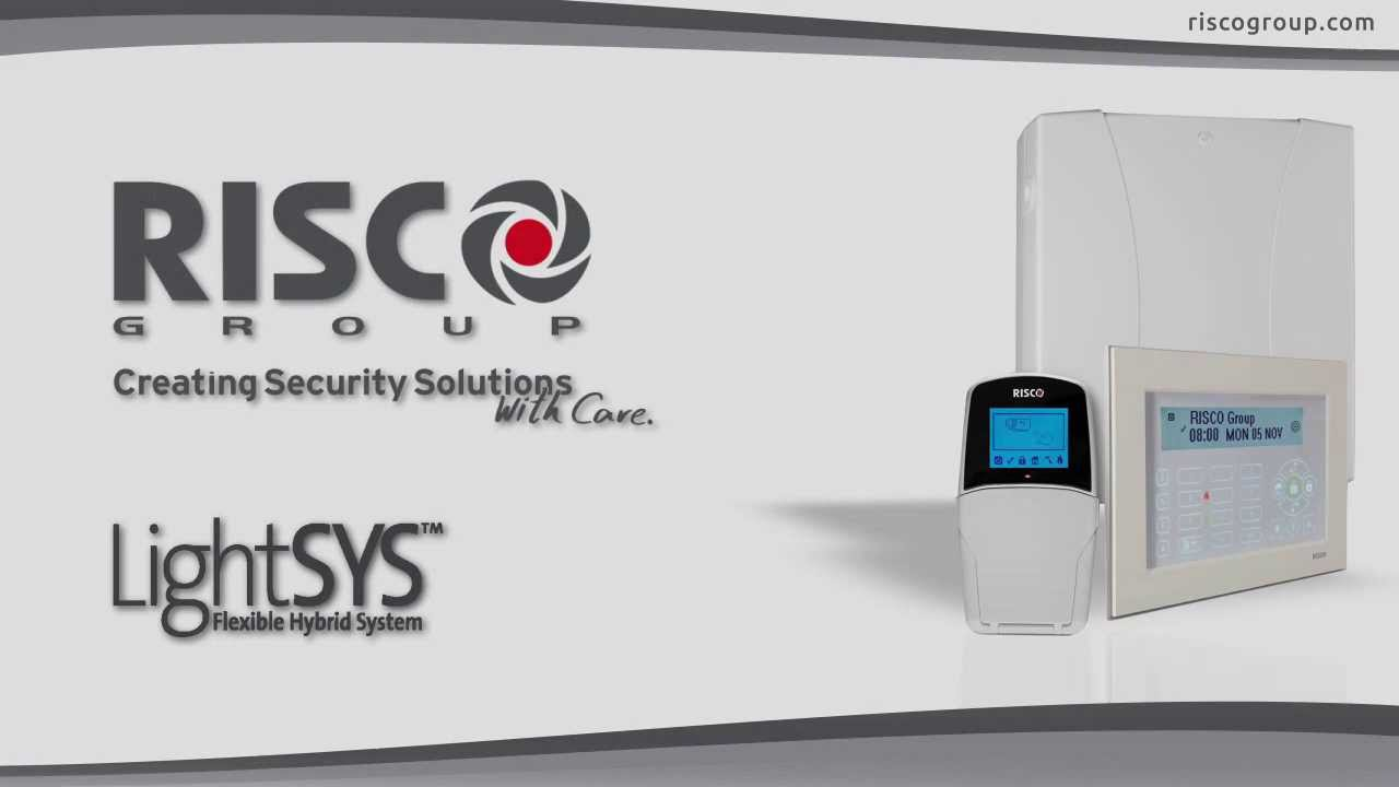 Security Alarm Now >> Getting Started with LightSYS - YouTube