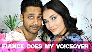 FIANCE DOES MY VOICEOVER + New Drugstore Products