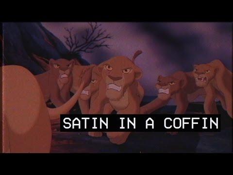SATIN IN A COFFIN ☠️ TLK