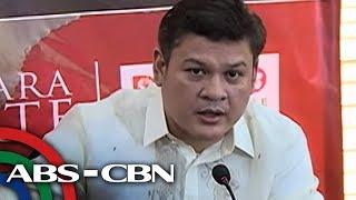 TV Patrol: Paolo Duterte, bumuwelta kay Trillanes