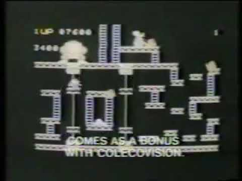 Introducing Colecovision Commercial