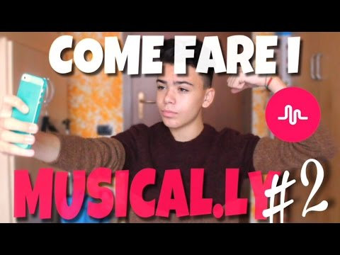 COME FARE I MUSICAL.LY #2 | Luciano