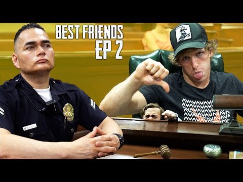 BEST FRIENDS GO TO COURT!