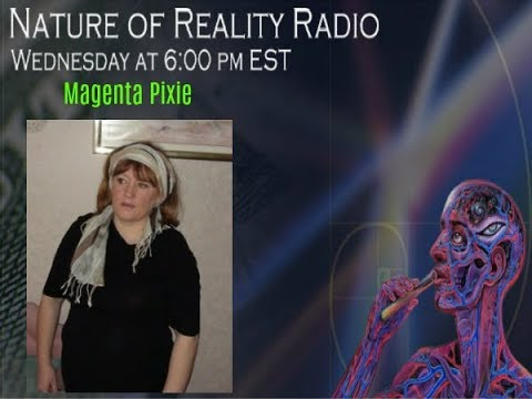 "Magenta Pixie: Intuitive Consultant, Consciousness Coach, & Channel For ""The Nine"""