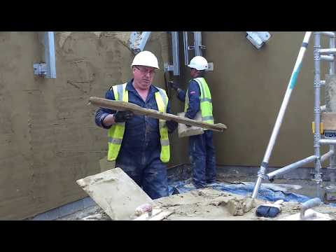 How to do the Wall Plastering
