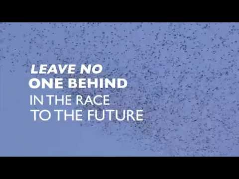 Leave No One Behind In The Race To The Future – Creative Universe And Creative Innovation Global