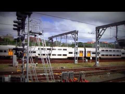 TrainSpotting In New South Wales Throughout 2012 - Part 2/2