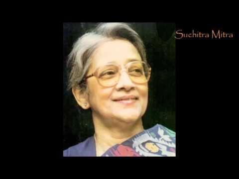 Aami marer sagar pari debo ♫ আমি মারের সাগর পাড়ি দেব ♫ Suchitra Mitra