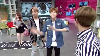Video After School Club - EXO(Baek Hyun & Kai) - Behind Clip #2 download MP3, 3GP, MP4, WEBM, AVI, FLV Juli 2018