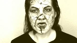 Makeup Halloween Capitan Salazar