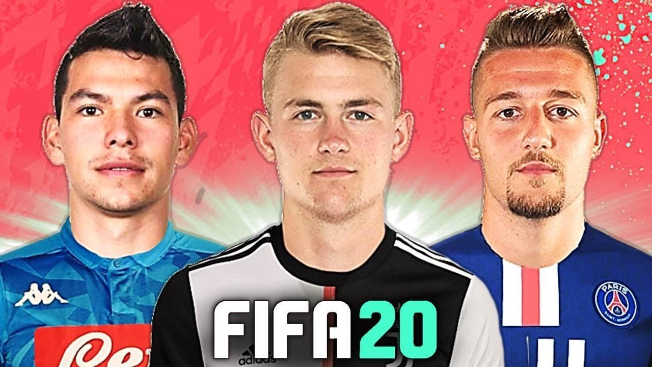 DOPPIO COLPO JUVE & NAPOLI!! ???? TOP 10 TRASFERIMENTI FIFA 20 - ESTATE 2019 | De Ligt, Lozano,