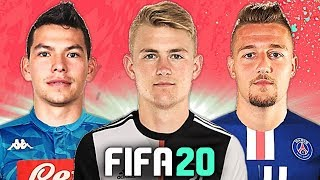 DOPPIO COLPO JUVE & NAPOLI!! 🤑 TOP 10 TRASFERIMENTI FIFA 20 - ESTATE 2019 | De Ligt, Lozano, Lukaku
