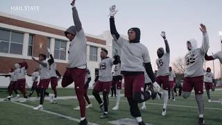 Mississippi State Football: Workout Warmups