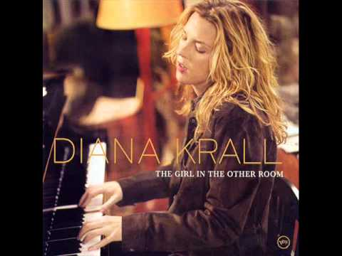 Norrow Daylight - Diana Krall (The Girl In The Other Room)  Letra Na Descrição Do Vídeo.
