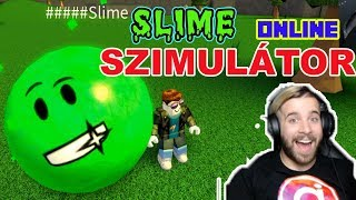 SLIME SIMULATOR-YOU ASK that I should try out | Roblox Slime simulator