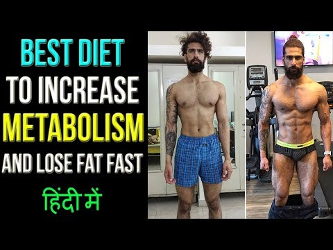 REVERSE DIETING - The BEST DIET to INCREASE METABOLISM  (Men and Women)