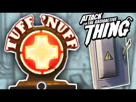 ATTACK OF THE RADIOACTIVE THING: POWER & JUG GUIDE! (How To Turn On Power & Tuff Nuff in IW Zombies)
