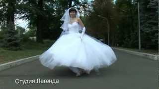 Прикольная свадьба. Падения на свадьбе. 1, весёлая свадьба, невеста