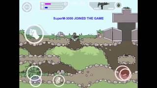 Mini militia: 2 gameplays