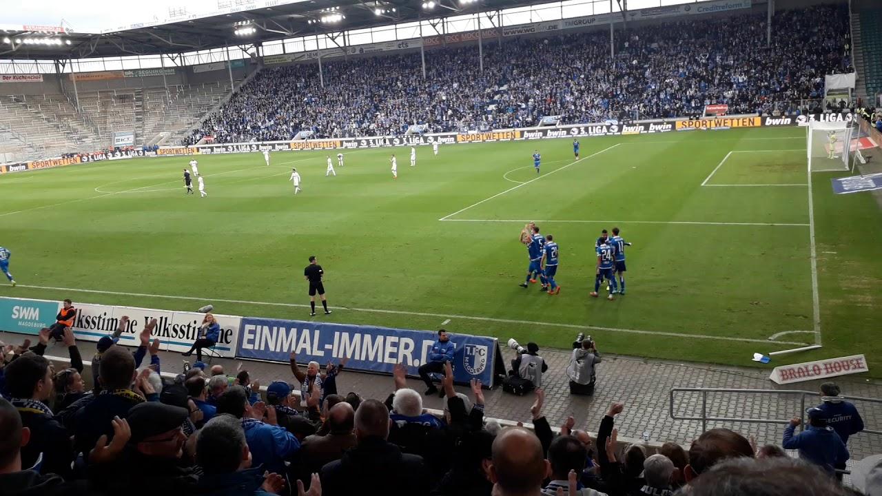FuГџball Magdeburg Gegen Halle