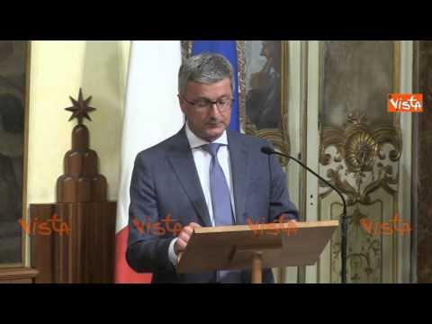 INTERVENTO INTEGRALE DI RUPERT STADLER CEO DI AUDI SU PROTOCOLLO GOVERNO LAMBORGHINI AUDI 27-05-15