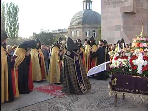 Good Friday: Burial Service