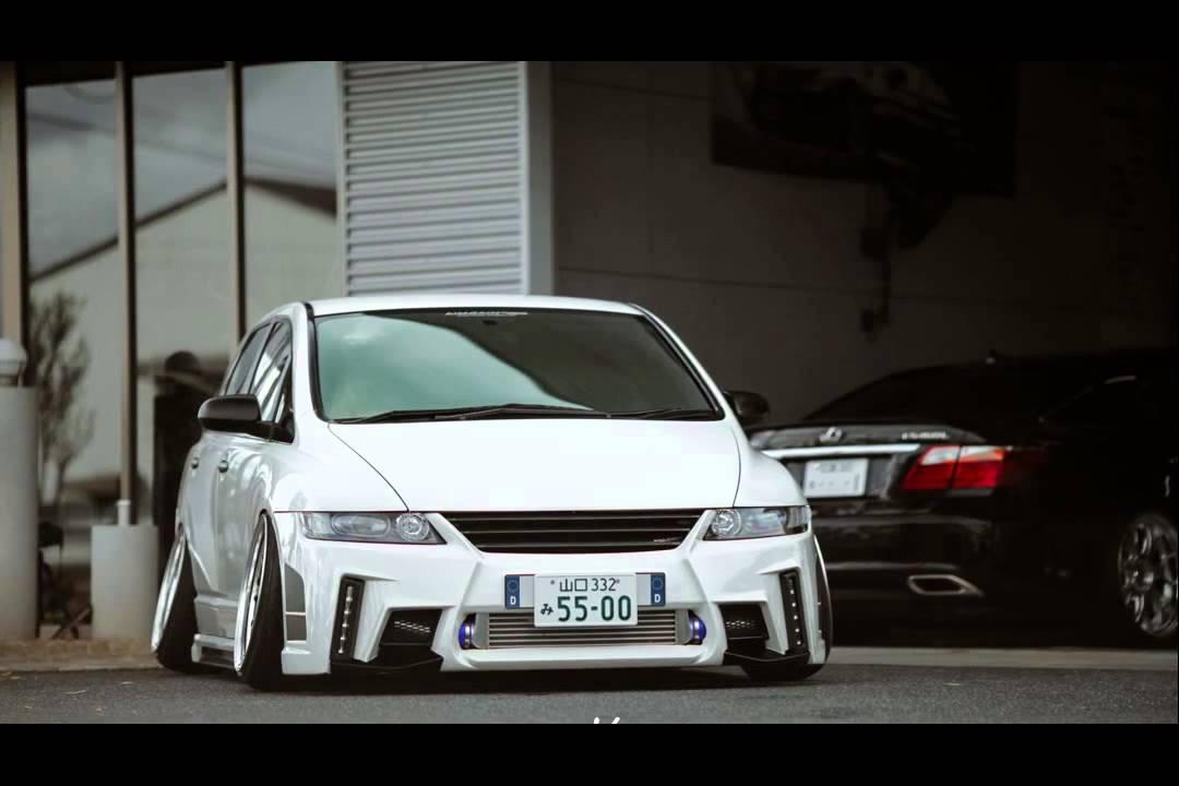 honda odyssey rb1 rb2 tuning cars - YouTube