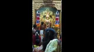 Sri Lakshmi Durgai Amman Poojai, at Sri Veeramakaliamman Temple, Singapore