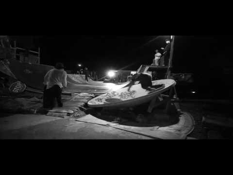 Back Yard skateboarding