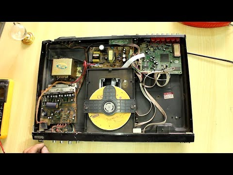 How to Fix NO DISK Error in DVD Player If Lens is OK