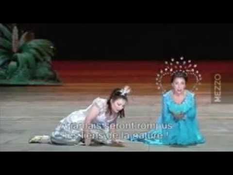 dessay queen of the Second aria of the queen of the night, from die zauberflöte wolfgang amadeus mozart natalie dessay, soprano william christie natalie dessay sings the second queen of the night aria in 1992, 2 years before her debut on stage as the queen this recording comes from les classiques.