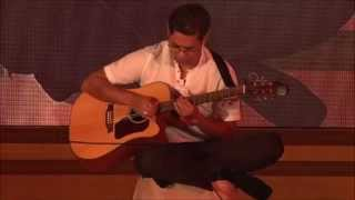 An inspiration :  Indian classical on a acoustic guitar