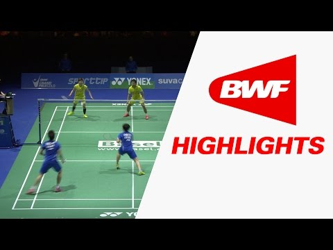 Yonex Swiss Open 2017 | Badminton SF – Highlights