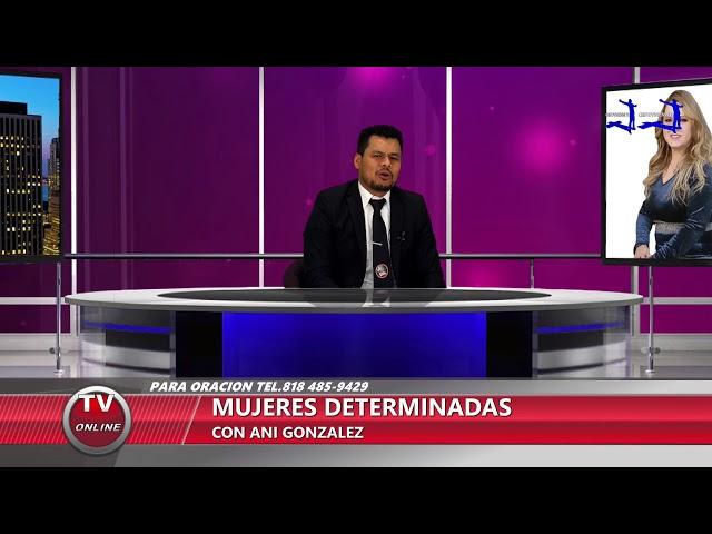 MUJERES DETERMINADAS