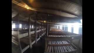 A Walk Through Sachsenhausen Concentration Camp GoPro