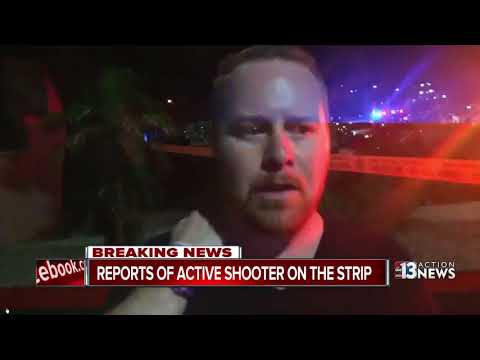 Witness talks to Action News 13 about shooting