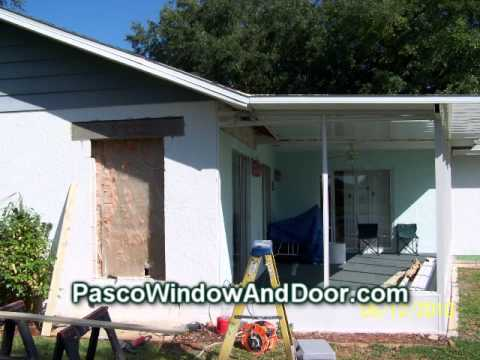 Pasco Window And Door Replacement Room Additions