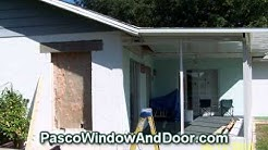 Pasco Window and Door, Replacement, Room Additions, Service, New Port Richey, Tarpon Springs, FL