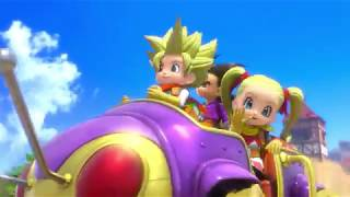 Dragon Quest Builders 2 Multiplayer Trailer | PS4