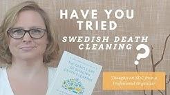 Swedish Death Cleaning Book Summary