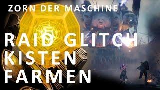Destiny - Zorn der Maschine Solo Raid | Kisten Glitch